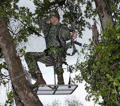 tree stands for bow hunters