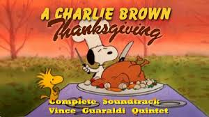 a brown thanksgiving complete soundtrack vince