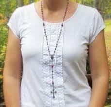 my rosary can i wear a rosary