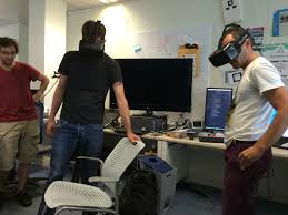 never blind in vr by dassault systèmes