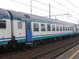 carrozze treni carrozze fs tipo mdve