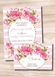 10 floral wedding invitations editor s etsy picks floral