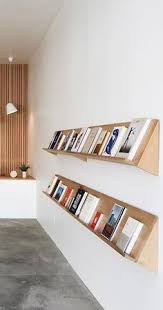 Long Low Bookshelf Daily Inspiration Learn More About The Project Www Aestate Be