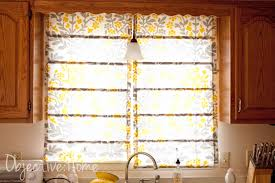 decorating ideas astounding image of kitchen window treatment
