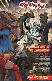 supergirl comic box commentary review supergirl 12