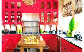 bright colors will make your kitchen attractive colored ideas