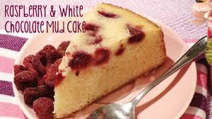 raspberry u0026 white chocolate mud cake recipe my cakes pinterest