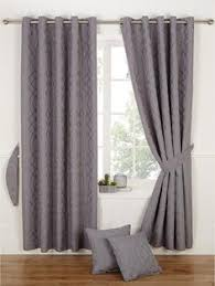 Curtains Ring Top Velvet Curtains Eyelet Lined Curtains Ringtop Grey Black Mink