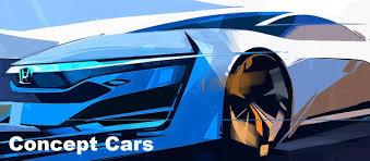 concept cars honda concept cars
