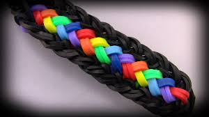 bracelet looms bands images How to make a beautiful bracelet loom band jpg