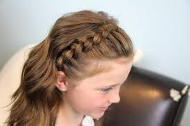 cute girl hairstyles how to french braid cute girls hairstyles ideas to must try this year the xerxes