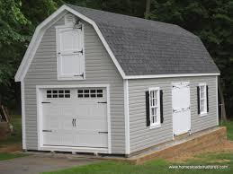 1 car garage homestead structures