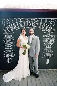 wedding backdrop chalkboard the 25 best wedding chalkboard backdrop ideas on