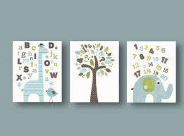 Boy Nursery Wall Decor by Amazing Design Decor Contemporary Nursery Wall Baby Room
