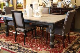 Distressed Wood Dining Room Table by Dining Room Vignettes U2013 Mortise U0026 Tenon