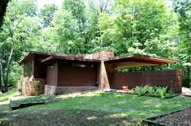 Frank Lloyd Wright Style House Plans Goetsch Winckler Residence For Alma Goetsch And Katherine Winckler