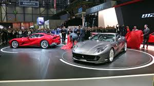 Ferrari F12 Facelift - ferrari 812 superfast will make you forget all about the f12tdf