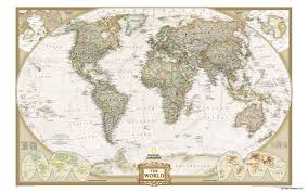 Old World Map Wallpaper by National Geographic World Map 574769 Walldevil