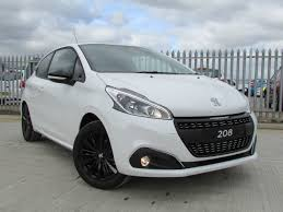 peugeot black used peugeot 208 cars second hand peugeot 208
