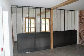 du bonheur dans la cuisine création d une séparation loft par une verrière pour accueillir la