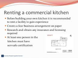 Renting A Commercial Kitchen by Value Added Products Steps To Success