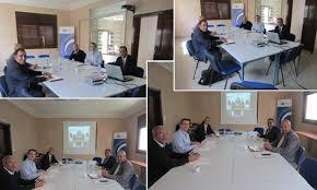 chambre de commerce du maroc réunion de travail avec la chambre de commerce et d industrie