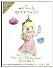 hallmark sleeping ornament ebay