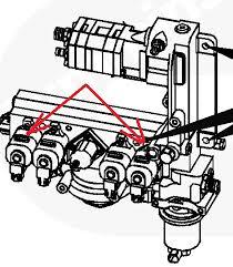cummins isx 435st no 79072887 insight says injectors 4 5 6 are