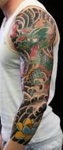 29 japanese full sleeve tattoos