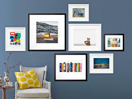 interior home designs photo gallery how to create an gallery wall hgtv