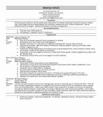 Best Nanny Resume Example Livecareer by Personal Trainer Resume Template Flight Attendant Cover Letter