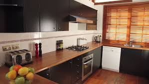 Painting Kitchen Cabinets RENOMART - Painting laminate kitchen cabinets