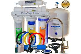 best rated under sink water filtration systems best reverse osmosis water systems