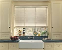kitchen window blinds ideas variety in kitchen window treatments home designs kitchen