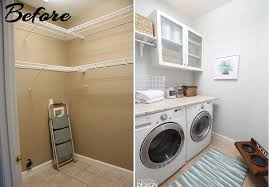 6 laundry room reveals to inspire your next makeover