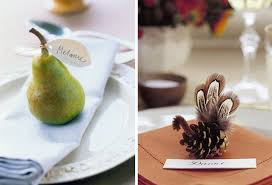 happy thanksgiving last minute table decor national
