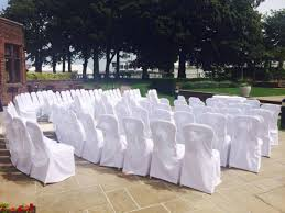 white banquet chair covers made marvellous chair covers ayrshire