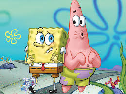 spongebob and patrick sponge bob square pants pinterest
