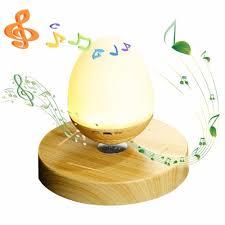 Levitating Bulb by Levitating Bluetooth Speaker Levitating Bluetooth Speaker