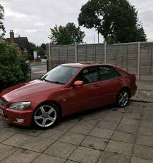 lexus is200 year 2000 lexus is200 manual rwd jdm in mansfield woodhouse