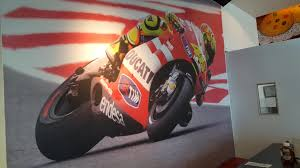 shitpost vr mural on a wall in a costa rican restaurant motogp shitpost vr mural on a wall in a costa rican restaurant