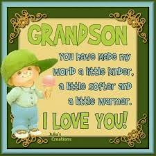 birthday quotes for a one year old grandson best grandson quotes