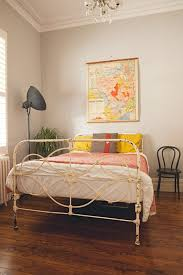 Bed Placement In Bedroom Bedrooms With Properly Hung Art Apartment Therapy