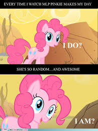 Pinkie Pie Meme - image 398012 pinkie pie breaking the 4th wall know your meme