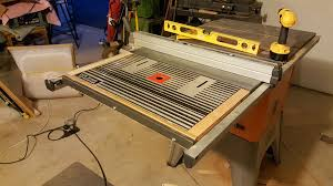 Table Saw Router Table Router Table Insert For R4512 Table Saw Create Your Free Maker