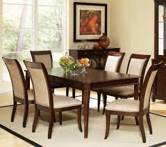 bold design 7 piece round dining room set brockhurststud com