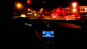 jaguar xf interior night wallpaper 1280x720 13576