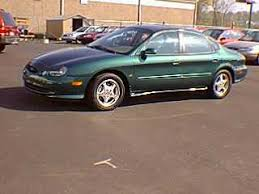 Sho Green 1999 ford taurus sho pictures