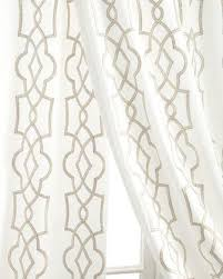 Geometric Pattern Curtains Tipton Curtains