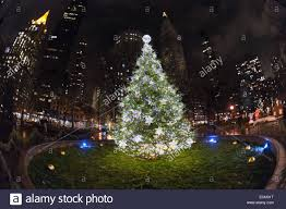 the madison square park christmas tree in new york on tuesday